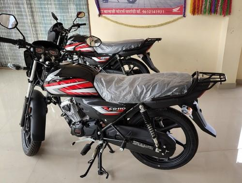 Black With Red Graphics Honda Cd 110 Dream Dx Dream Yuga Rs 49158 Piece Id 19612064855