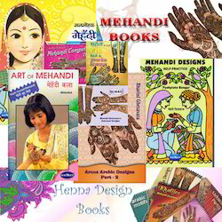 English Henna Mehendi Design Books