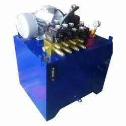 Hydraulic Power Pack Custom Design