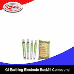 GI Earthing Electrode Backfill Compound
