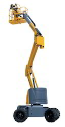 Articulating Boom Lifts for Rough Terrain