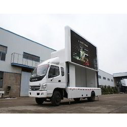 Advertising Vehicle LED Display