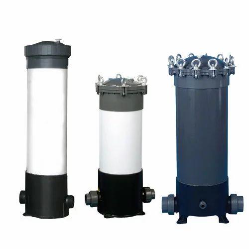 Fitcare PVC Cartridge Filter Housing