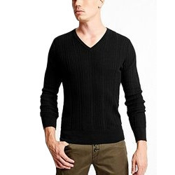 Men's V-Neck Sweater Manufacturer from Tiruppur