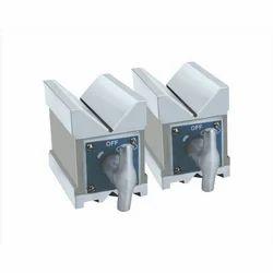 Hardened Magnetic V Blocks