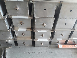 Stainless Steel Storage Box