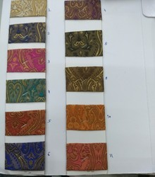 Sherwani Chanderi Fabric