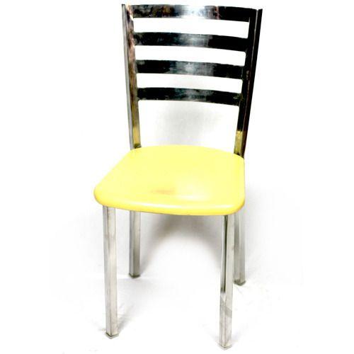 Ss Yellow Restaurant Chair