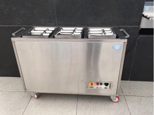 SS Plate Warmer