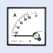 Analog Ammeter Calibration Services