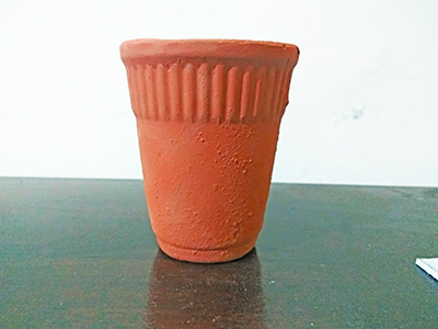 Kullad Clay Cup 100 Ml