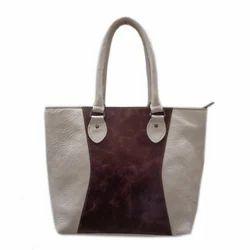 Shazj Creations Female Leather Shoulder Bag