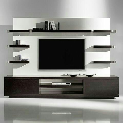 Modern Contemporary Tv Stand Unit Warranty 5 Year Rs 1150 Square Feet Id 17081953455