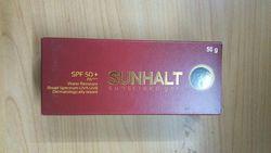 Sunhalt (SPF-50) Gel