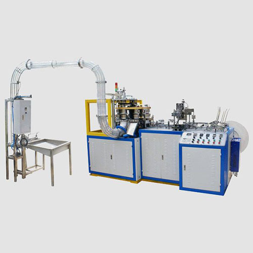 Fully Automatic High Speed Paper Cup Making Machine HYPER 3x, Cup Size: 200-300 Ml, 1 Year