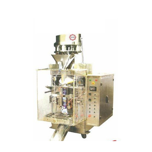 Collar Type Form Fill Seal Machine