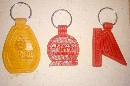 Rubber Mold Keychains