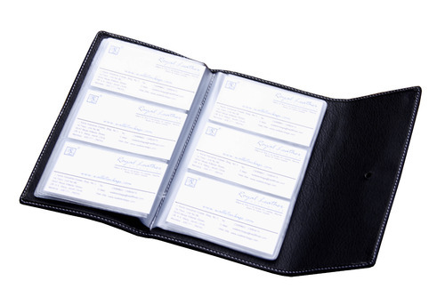 Visiting Card Album At Rs 150 Pieces Visiting Card Holders Id
