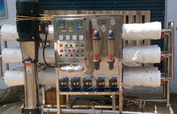 Saudi Arabia - Export -Reverse Osmosis Plant