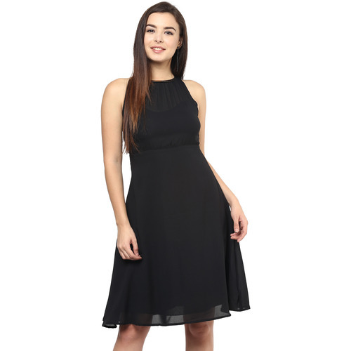 e32e9c6c3c1 Ladies Black Western Dress at Rs 400  piece