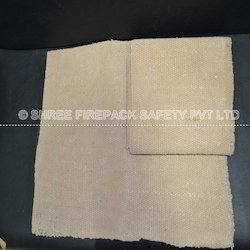 Mica Coated Ceramic Cloth