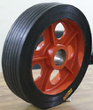 Heavy Duty C.I Bonded Wheel 12 x 3