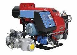 Unigas Dual Fuel Burner