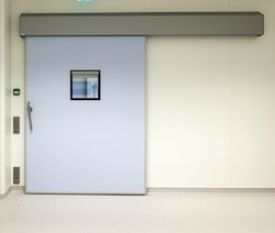 Automatic Sliding Clean Room Door