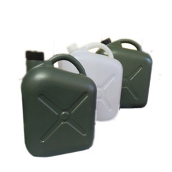 Plastic Military Jerry Cans