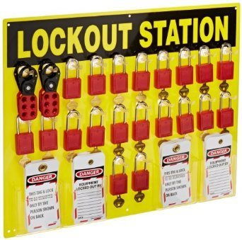 Lockout Tagout Board Manufacturer From Chennai