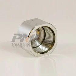 PMI Hexagonal Aluminum Hex Nut
