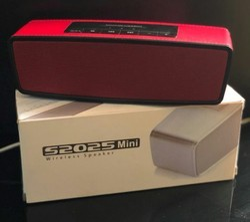 S-2025 Bluetooth Speaker