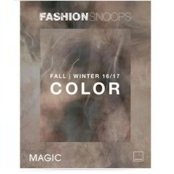 Fashion Snoops Magic Color Card Fall Winter