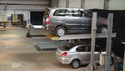 Two Level Stacked Parking Systems(Independent)