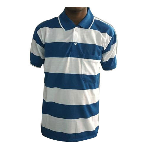 441f04787 Latest Design Striped T-Shirt at Rs 90  piece(s)