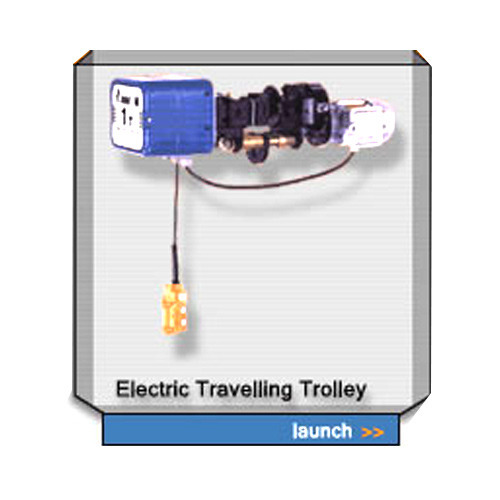 SUMO Electrical Trolley, Capacity: Up To 50 Ton