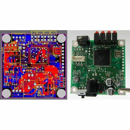 Pcb Cad Design Service, Printed Circuit Board Design Services in ...
