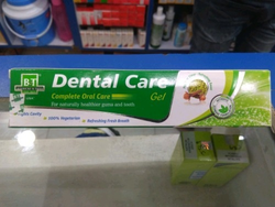 Homeopathic Toothpaste