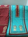 Block Printing Unstitched Suits