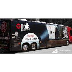 Promotional Bus Branding