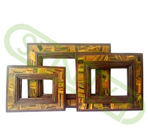 Tiger Eye Frames Set, Photo Frames & Picture Frames | Farnas ...