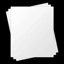 blank papers at rs 85 kilogram kagaz ke utpad anand paper
