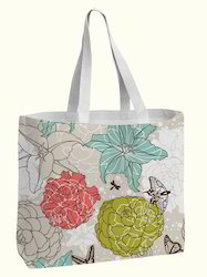 Digital Print Cotton Bag