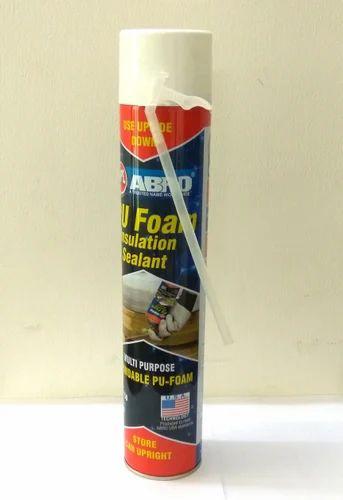 Pu Foam Spray At Rs 280 Bottle Polyurethane Foam Spray