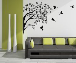 we deals with wall designing services