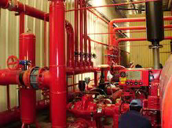 Fire Detection and Protection Turnkey Project