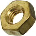Canco Brass Hex Nuts
