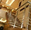 Stainless Steel 5 Midrail Model Handrail
