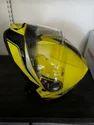 Smk Glid Motorcycle Helmet