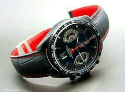 Men Tag Carrera Leather Watch, Model Name/Number: Calibre
